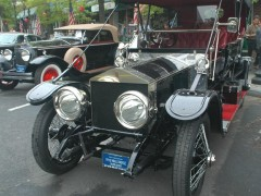 rolls-royce silver ghost pic #24975