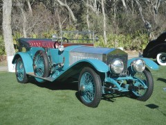 rolls-royce silver ghost pic #24985