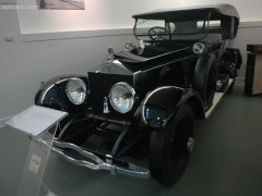 rolls-royce silver ghost pic #24996