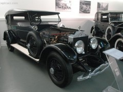 rolls-royce silver ghost pic #24997
