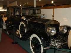 rolls-royce silver ghost pic #25007
