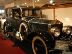 rolls-royce silver ghost pic #25008