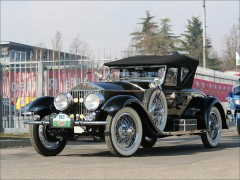 rolls-royce silver ghost pic #32855
