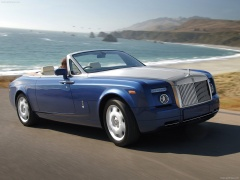 rolls-royce phantom drophead coupe pic #40284
