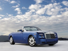 rolls-royce phantom drophead coupe pic #40285