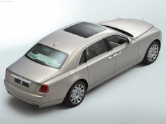 rolls-royce ghost extended wheelbase pic #80046