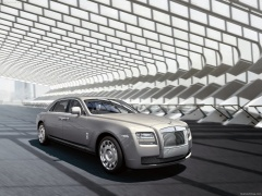 rolls-royce ghost extended wheelbase pic #80048