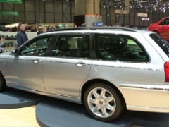 rover 75 estate pic #24942