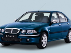 rover 45 pic #24956