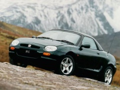 rover mgf pic #24964