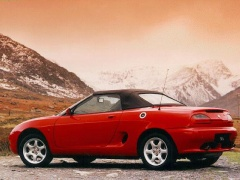 rover mgf pic #24965