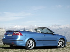 saab 9-3 convertible 20 years edition pic #31399