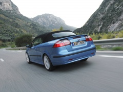 saab 9-3 convertible 20 years edition pic #31403