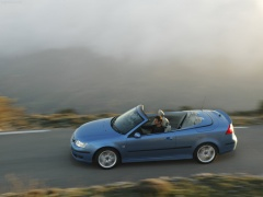 saab 9-3 convertible 20 years edition pic #31410