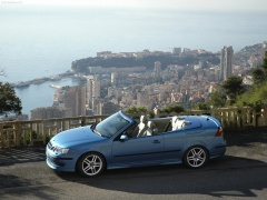 saab 9-3 convertible 20 years edition pic #31412