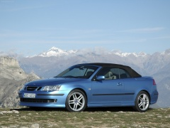 saab 9-3 convertible 20 years edition pic #31413