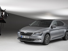 skoda superb pic #137059