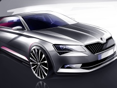 skoda superb pic #137063