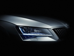 skoda superb pic #137086