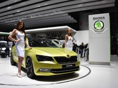 skoda superb pic #137994