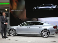 skoda superb pic #137998