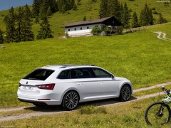 skoda superb combi pic #145418