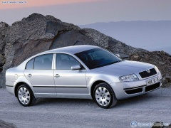 skoda superb pic #1529