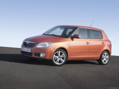 Fabia Hatchback photo #39733