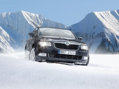 skoda superb pic #63263