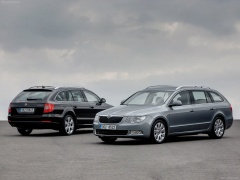 skoda superb combi pic #68668