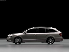 skoda superb combi pic #68677