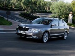 skoda superb combi pic #68691