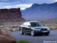 skoda superb pic #7282