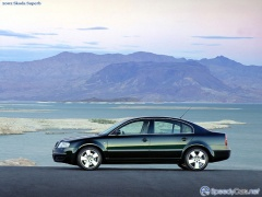 skoda superb pic #7284