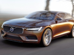volvo concept estate pic #109709