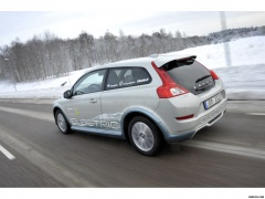 volvo c30 electric pic #126451