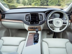 volvo xc90 uk-version pic #145748