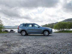 volvo xc90 uk-version pic #145804