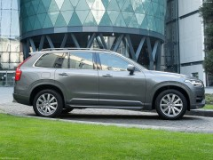 volvo xc90 uk-version pic #145806