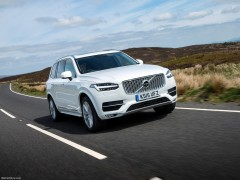 volvo xc90 uk-version pic #145818