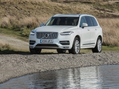 XC90 UK-Version photo #145855