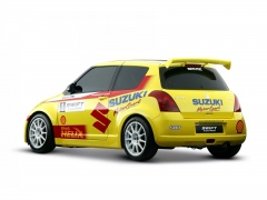 suzuki swift rally car pic #16747