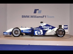 bmw williams f1 fw26 pic #25620