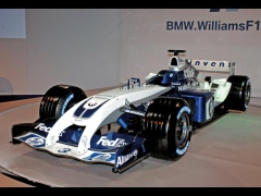 BMW Williams F1 FW26 pic