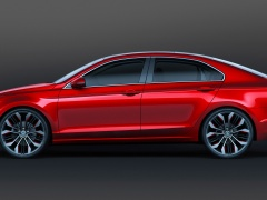 volkswagen new midsize coupe pic #117807