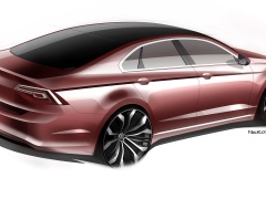 volkswagen new midsize coupe pic #117817