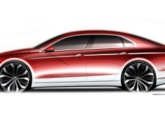 volkswagen new midsize coupe pic #117819