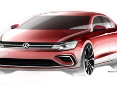 volkswagen new midsize coupe pic #117820