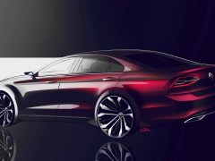 volkswagen new midsize coupe pic #117822