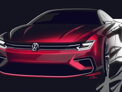 volkswagen new midsize coupe pic #117824